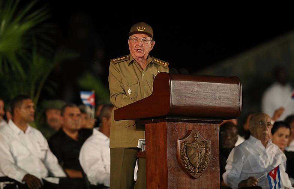 Está previsto que Raúl Castro deje el poder en Cuba, el próximo 19 de abril. (Getty)