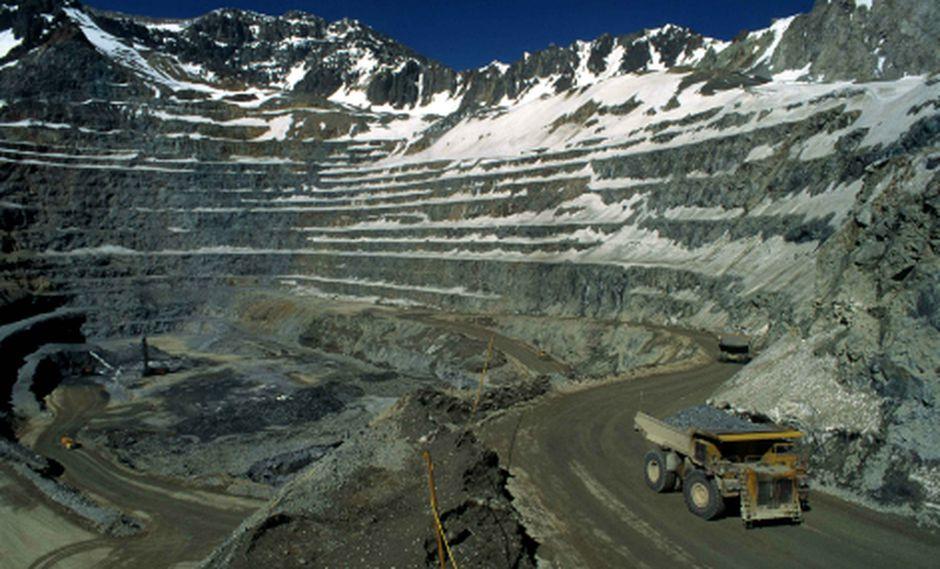 Los envíos de bienes mineros desde Chile crecieron 40%. (Foto: Andina)
