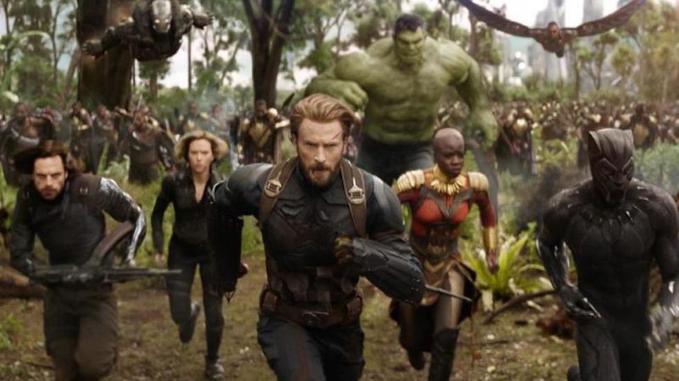 En el video publicado en YouTube, podemos ver a todos los actores y directores reunidos, de películas como 'Capitán América', 'Thor', 'Hulk', hasta los últimos en unirse como los 'Guardianes de la Galaxia', 'Doctor Srange' y 'Spider-Man'. (Marvel)