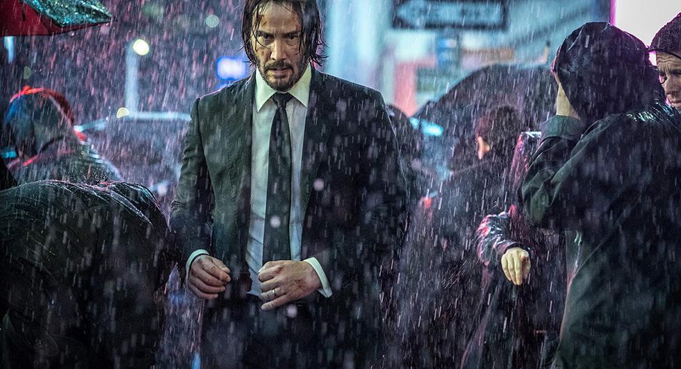 Keanu Reeves vuelve a interpretar al asesino a sueldo John Wick (Foto: Lionsgate)