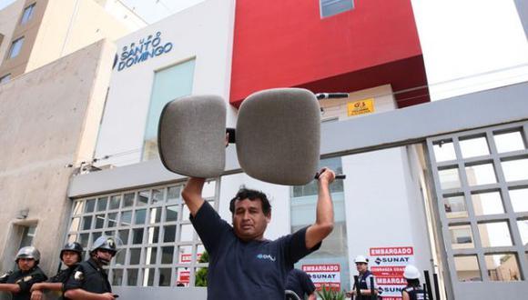 Sunat embarga bienes del grupo Santo Domingo por deuda de S/.100 millones. (Foto: Andina)