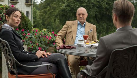 'Gotham': Esta es la primera imagen de la nueva pareja de 'Jim Gordon' (Warner Bros.)