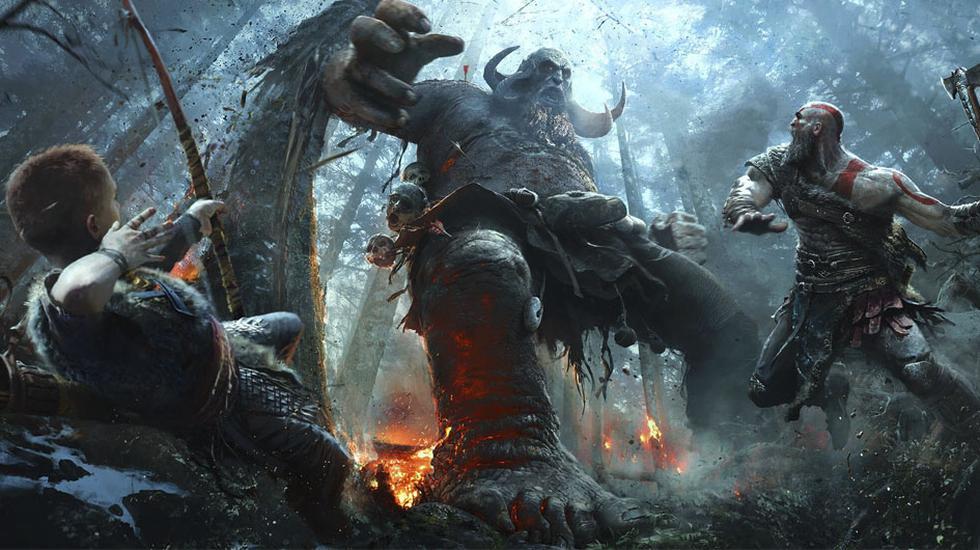 El nuevo capítulo de God of War alista su lanzamiento para el 20 de abril.