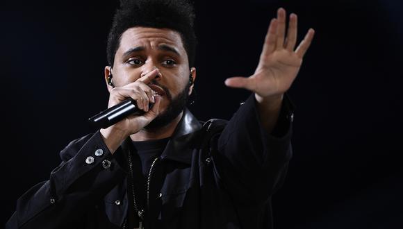 The Weeknd anunció el lanzamiento del primer adelanto de su nuevo disco. (Foto: Martin Bureau para AFP)
