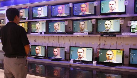 Los televisores estarán entre los productos favoritos por el Día del Padre. (USI)