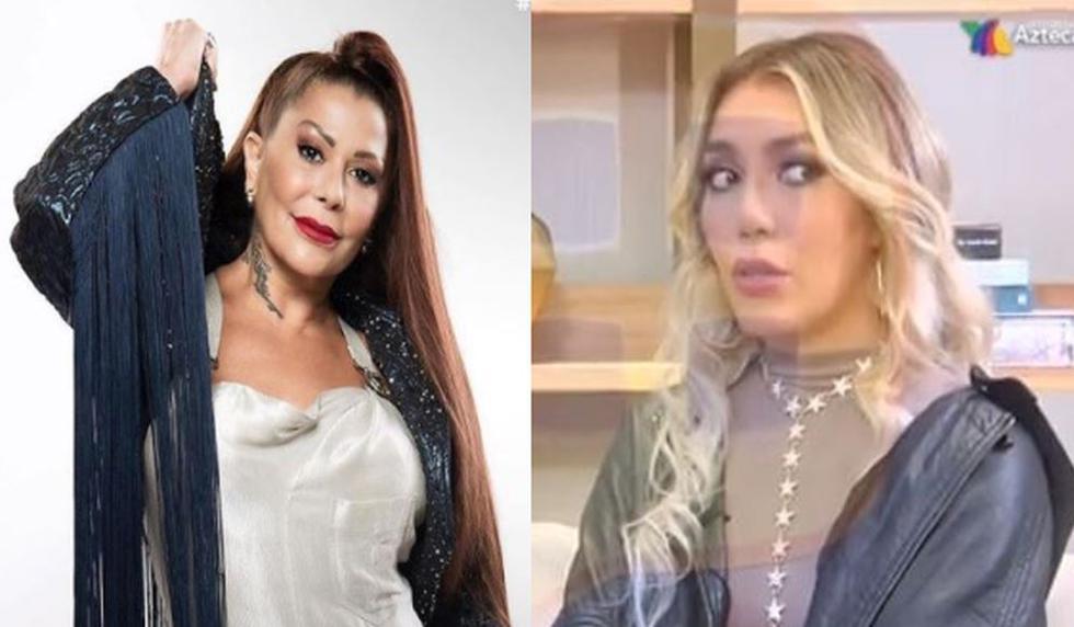 Frida Sofía confirmó que se sometió a un aborto y que esto provocó el quiebre con Alejandra Guzmán. (Composición)