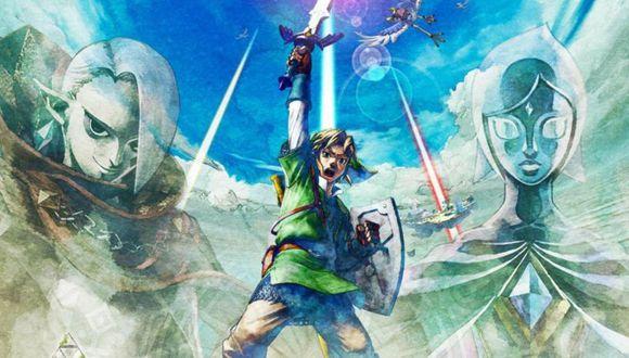 The Legend of Zelda: Skyward Sword llegó para Nintendo Wii en noviembre de 2011.(Difusión: Nintendo)