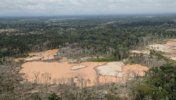Madre de Dios es una de las regiones afectadas por la deforestación. (Imagen referencial/GEC)