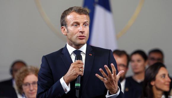"""Francia se mostró convencida de que Estados Unidos """"no quiere la guerra, sino un acuerdo"""" con Irán. (Foto: AFP)"""