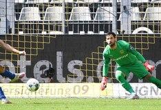 El penal 'sin ver' de Andrej Kramaric ante el Borussia Dortmund | VIDEO