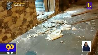 Extorsionadores revientan explosivo frente a casa de empresario en Huacho