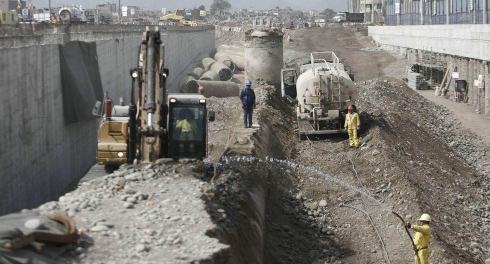 La infraestructura privada dinamizará el sector en 2019. (Foto: GEC)