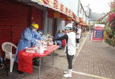 Cierran dos mercados de Jesús María ante resultados positivos al COVID-19 de los comerciantes