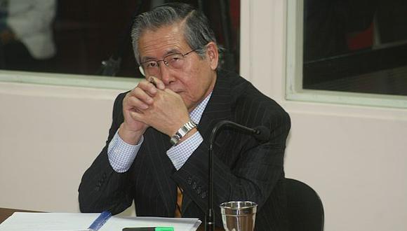 Alberto Fujimori criticó cómo se manejó su pedido de indulto. (Difusión)