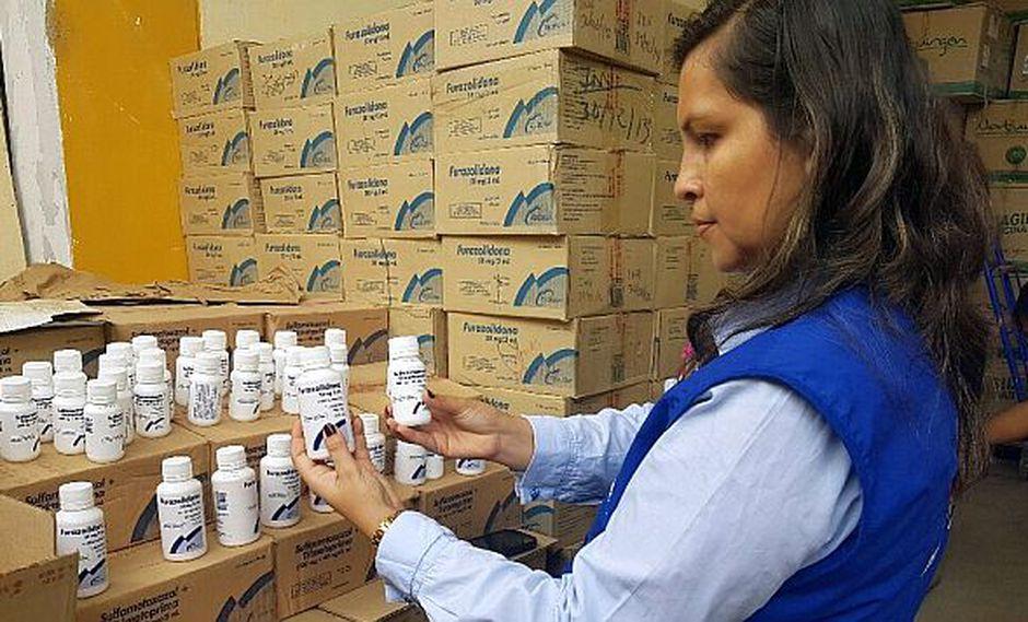 La construcción de un nuevo centro especializado para almacenar medicamentos ayudará a mejorar las condiciones operativas del Minsa. (Foto: GEC)