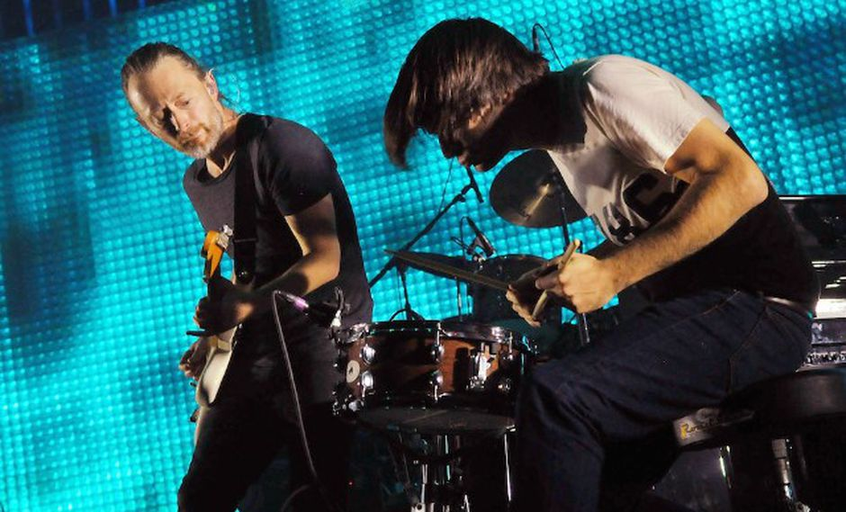 Radiohead (Getty Images)