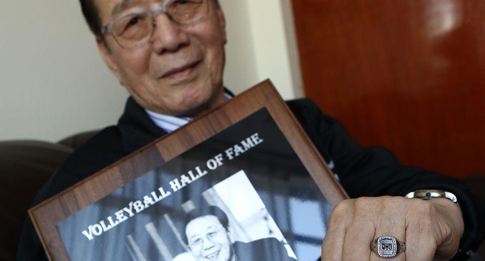 Man Bok Park es parte de la historia mundial del voleibol y su nombre figura en el Salón de la Fama. (Foto: Archivo GEC)