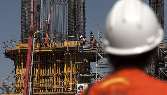 La reactivación económica impulsó el consumo de cemento. (Foto: Julio Angulo | GEC)