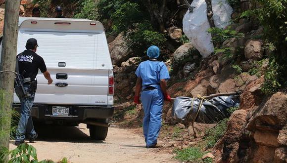 Con el hallazgo, suman 65 cadáveres encontrados en fosas en la zona metropolitana de Guadalajara desde el pasado mes de julio a la fecha. | Foto: EFE