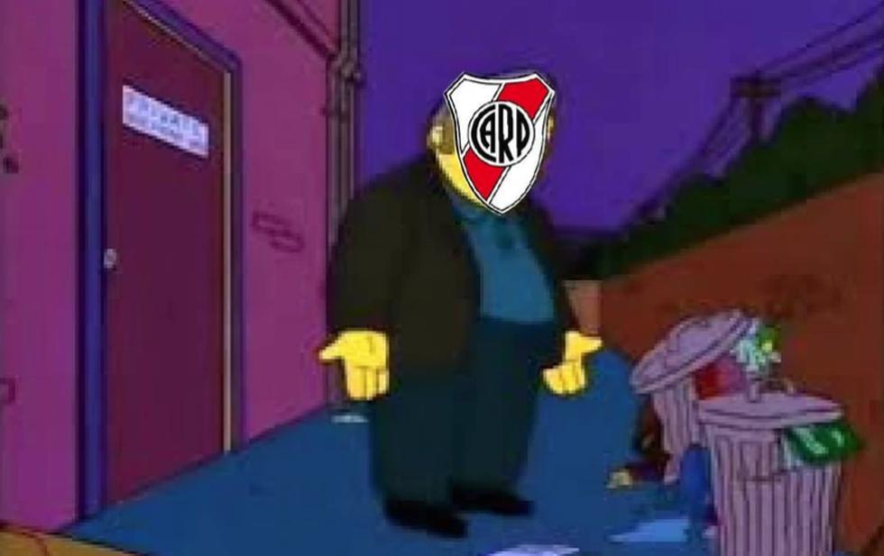 Memes de la final de la Copa Libertadores. (Fotos: Twitter)