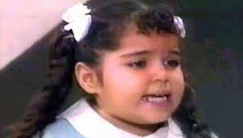 La actriz Hilda Chávez interpretó a Laura Quiñones, la niña más romántica de Carrusel (Foto: Televisa)