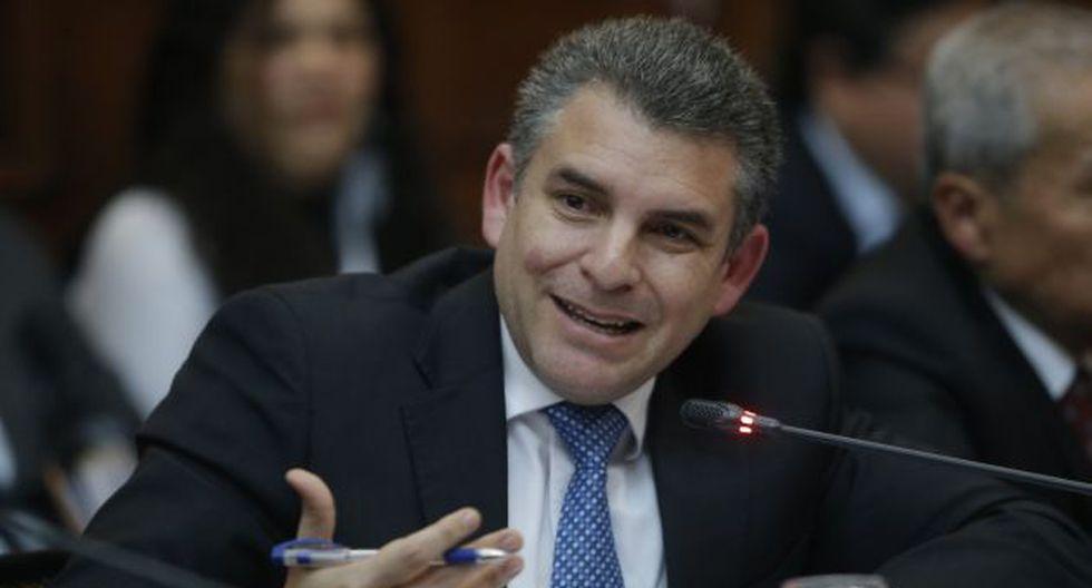 Rafael Vela es líder del equipo especial de la Fiscalía. (Perú21)