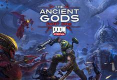 'DOOM Eternal': Los 'dioses ancestrales' han llegado al videojuego [VIDEO]