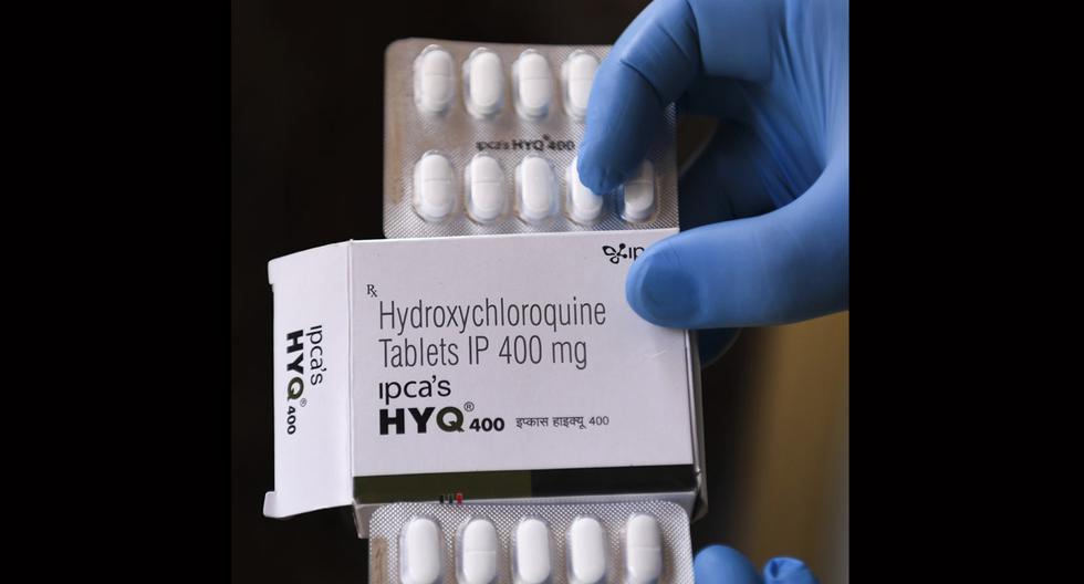 Pese a la falta de evidencia concreta, el presidente Donald Trump y el gobierno brasileño de Jair Bolsonaro han defendido el uso de este medicamento para tratar la COVID-19. (Archivo/AFP/NARINDER NANU)