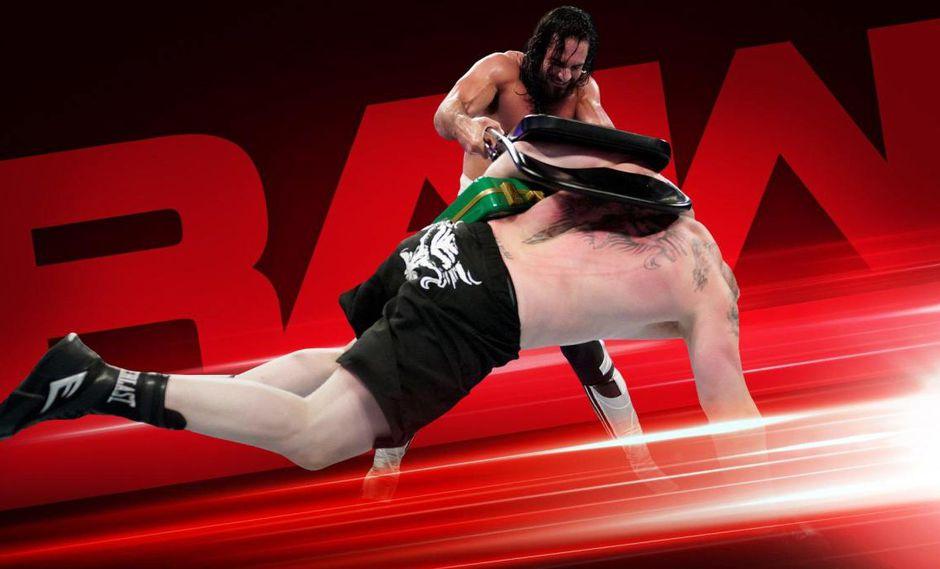 WWE Raw ofrecerá las repercusiones del Super ShowDown en Arabia Saudita. (Foto: WWE)