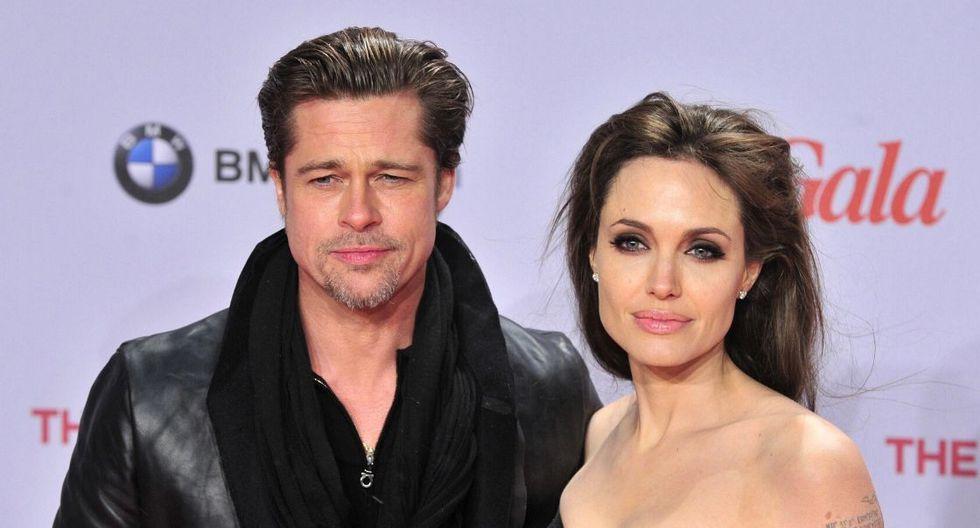 Brad Pitt y Angelina Jolie en setiembre del 2016 anunciaron su separación. (Foto: AFP)