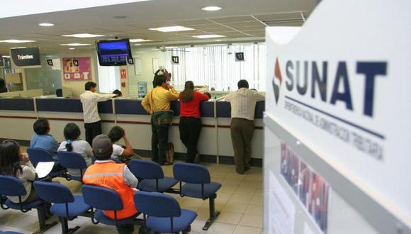 La Superintendencia Nacional de Aduanas y Administración Tributaria (Sunat) (Foto: GEC)