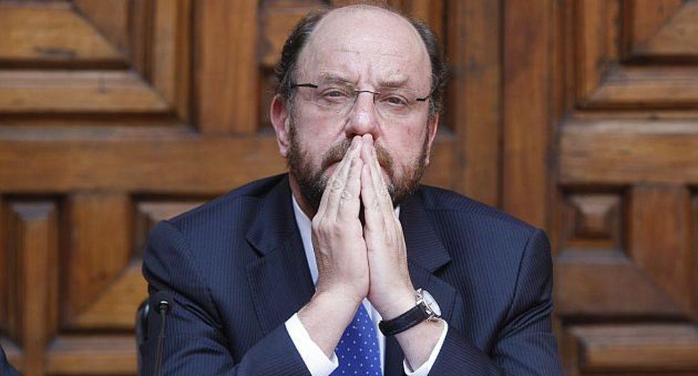 La Haya: Chile descarta aplicación inmediata del fallo. (Mario Zapata)