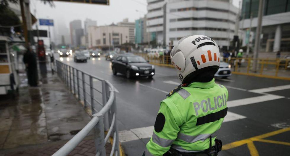 No se han registrado mayores incidentes esta mañana durante la aplicación del 'pico y placa'. (Foto: Anthony Niño De Guzmán/GEC)