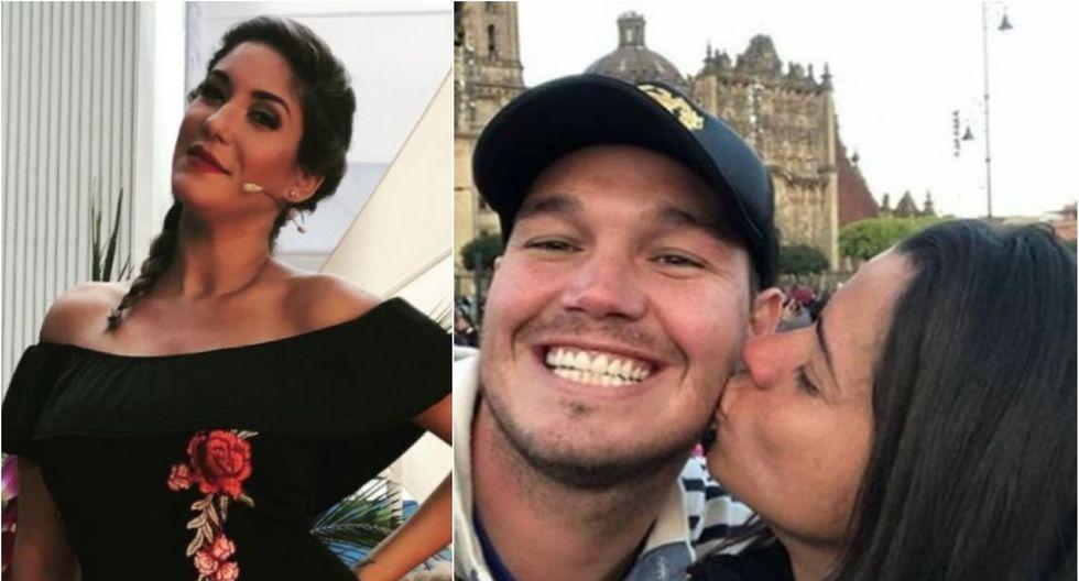 La modelo criticó la boda de su ex compañera de conducción en 'TItanes' y el ex futbolista. (Foto: Composición/USI)