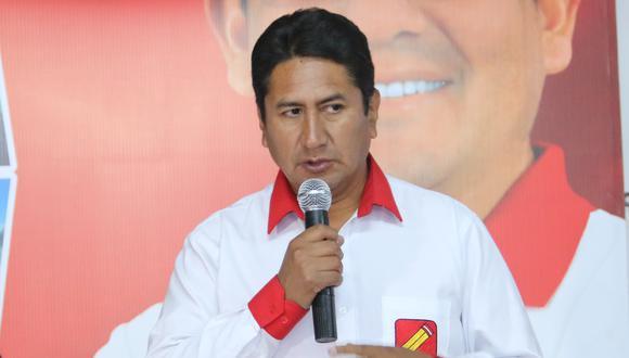 Vladimir Cerrón fue dos veces gobernador de la región Junín. (Foto: Ángel Ramón)