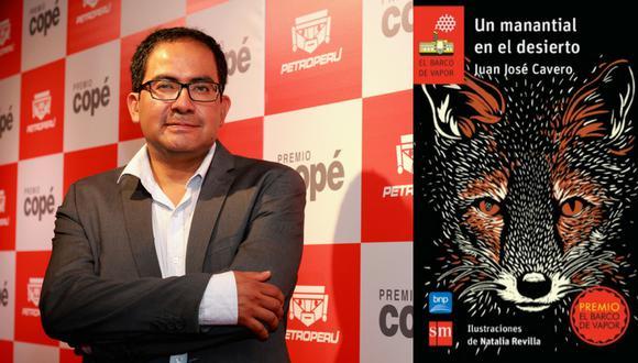 El libro infantil ganó el reconocido premio El Barco de Vapor. (Internet)