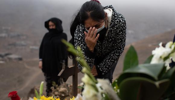La cantidad de fallecidos por COVID-19 aumentó este viernes.(Foto: Bloomberg)