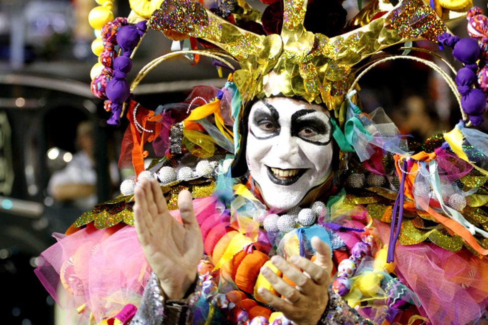 Durante 50 días, el color y la alegría se apoderan de Uruguay. (Foto: Difusión Ministerio de Turismo de Uruguay)