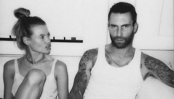 Maroon 5: Adam Levine será padre por segunda vez (Instagram)