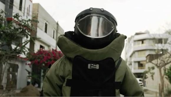 El 26 de agosto se estranará el documental 'Con el alma en vilo', sobre el grupo de agentes UDEX que combatió al terrorismo.