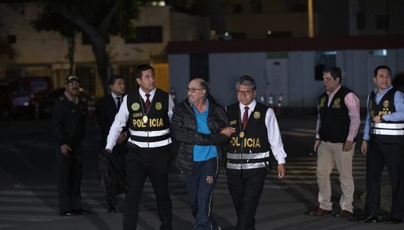 Edwin Donayre fue clasificado al penal Miguel Castro Castro. (GEC)