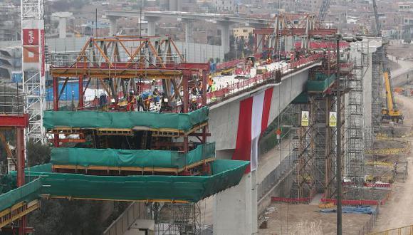 A LA ESPERA. En diciembre se licitaría la línea 2 del Tren Eléctrico. (Rafael Cornejo)