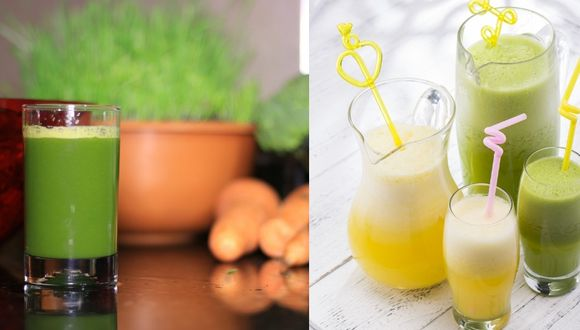 Los zumos facilitan el proceso de alimentación. (Foto: Pixabay)