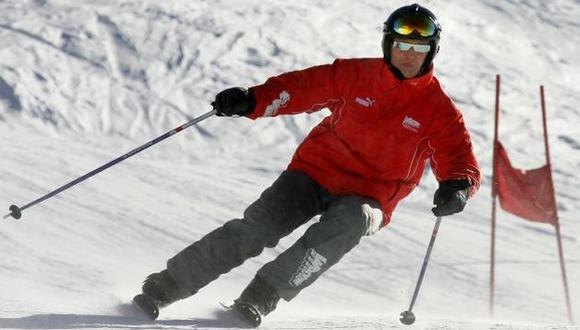Michael Schumacher. (AFP)
