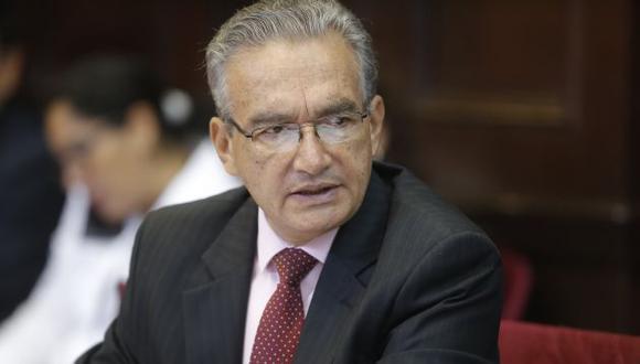 Alejandro Aguinaga es médico de Alberto Fujimori. (Perú21)