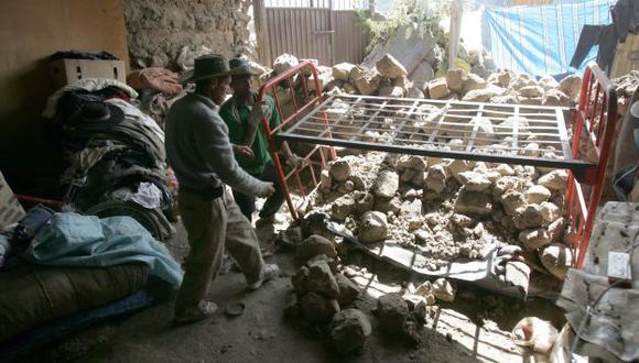 Provincia de Caravelí fue una de las afectadas. (Heiner Aparicio/Referencial)