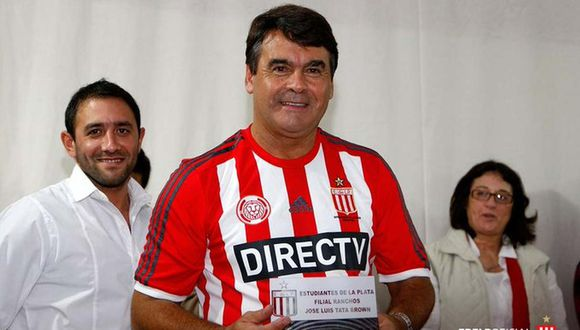 José Luis Brown falleció este lunes en Argentina. (Foto: @EdelpOficial)
