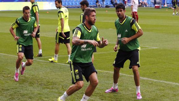 Ramos también jugará. (Reuters)