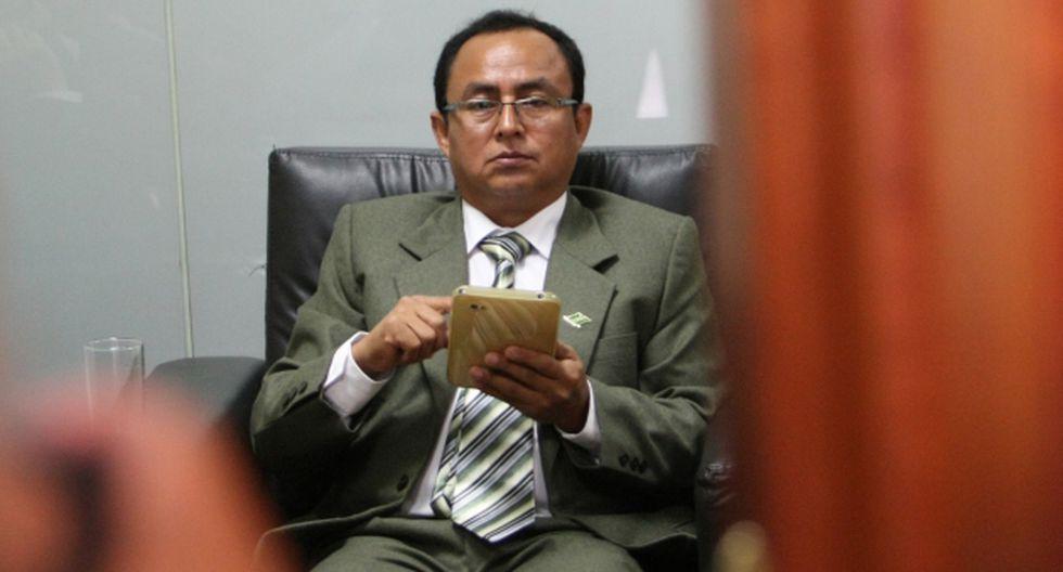 Gregorio Santos es citado para el 31 de marzo por caso Petronila Vargas. (USI)