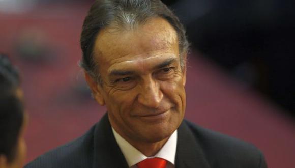 Héctor Becerril hizo una singular promesa si Perú clasifica al Mundial de Rusia 2018. (USI)